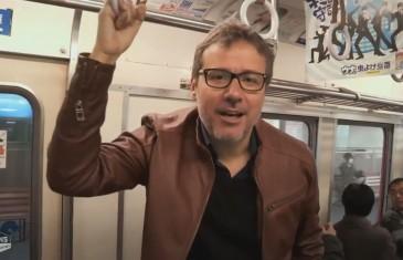 Des trains pas comme les autres : Le Japon
