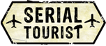 Logo émission Serial Tourist