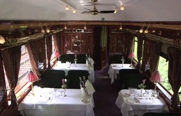 Grand trains Petits secrets – Le Venise Simplon Orient-Express
