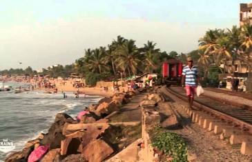 Des trains pas comme les autres : Sri Lanka