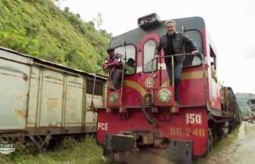 Des trains pas comme les autres : Madagascar