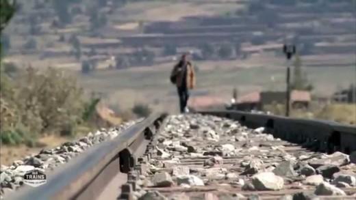 Des trains pas comme les autres : Pérou