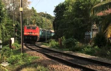 Des trains pas comme les autres : Inde du Sud