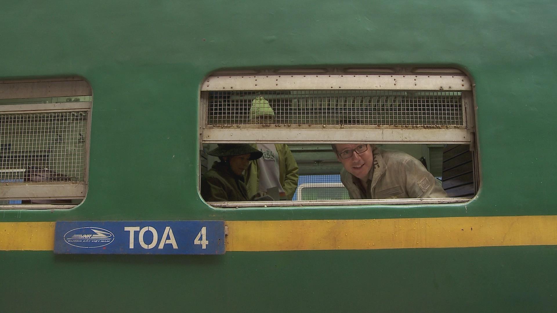 Rediffusion : Des trains pas comme les autres le Vietnam
