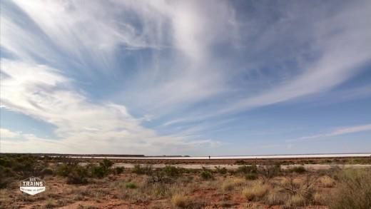 Des trains pas comme les autres : Australie