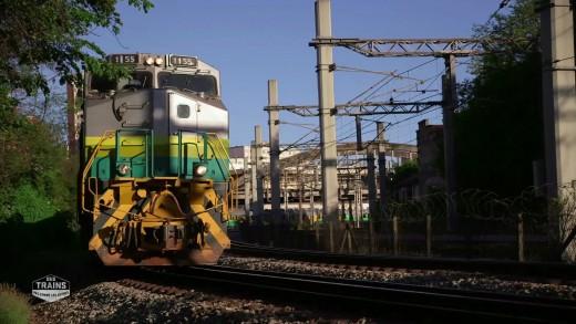 Des trains pas comme les autres : Brésil