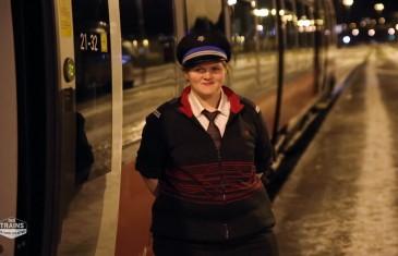Des trains pas comme les autres : Norvège