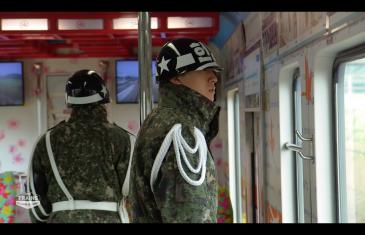 Des trains pas comme les autres : Corée du Sud