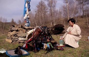 Des trains pas comme les autres : Mongolie