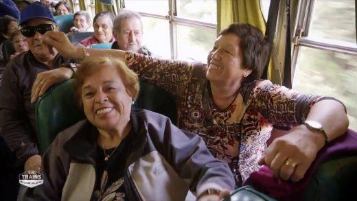 Des trains pas comme les autres : Chili