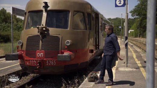 Des trains pas comme les autres : Italie, de Gênes à Venise