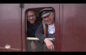 Des trains pas comme les autres : Irlande