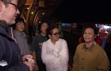 Des trains pas comme les autres : Taiwan