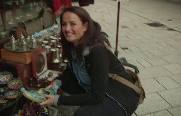 Serial Tourist : Sarajevo
